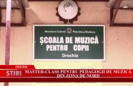 Master- class pentru pedagogii de muzică din zona de nord