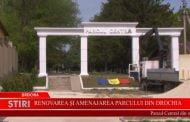 Renovarea și amenajarea parcului din Drochia