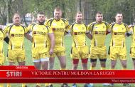 Victorie pentru Moldova la rugby