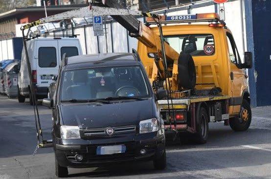 Ce se întâmplă dacă vă lăsați automobilul parcat neregulamentar?