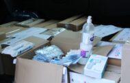 Donații pentru prevenirea pandemiei