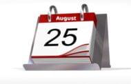 Perioada electorală pentru prezidențiale începe la 25 august