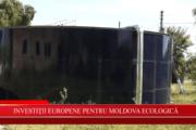 Investiții Europene pentru Moldova Ecologică