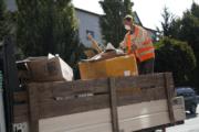 Colectarea separată a deșeurilor a făcut din Șoldănești un oraș mai curat