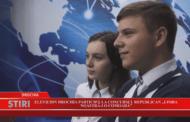Elevii din Drochia participă la concursul republican ,,Limba noastră-i o comoară''