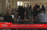 Republica Moldova are un nou președinte