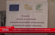 Undă verde pentru tinerii ambițioși din Drochia