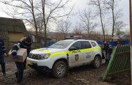 Campania ,,Poliția aduce Crăciunul'' a ajuns și la Drochia