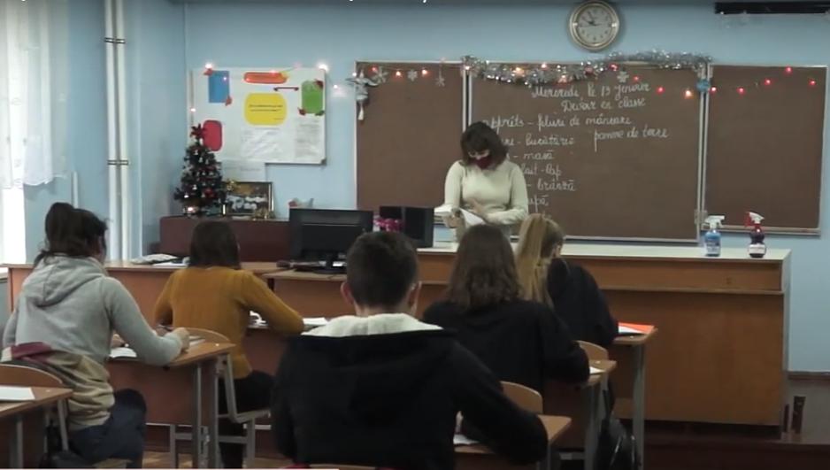 Şcolile din Drochia luminate de prezența elevilor