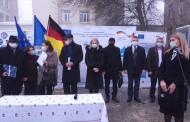 Lansarea oficială a lucrărilor de aprovizionare cu apă a orașului Drochia