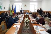 Ședința ordinară a Consiliului orășănesc Drochia din 11.02.2021