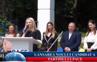 Lansarea noului candidat a partidului Pace