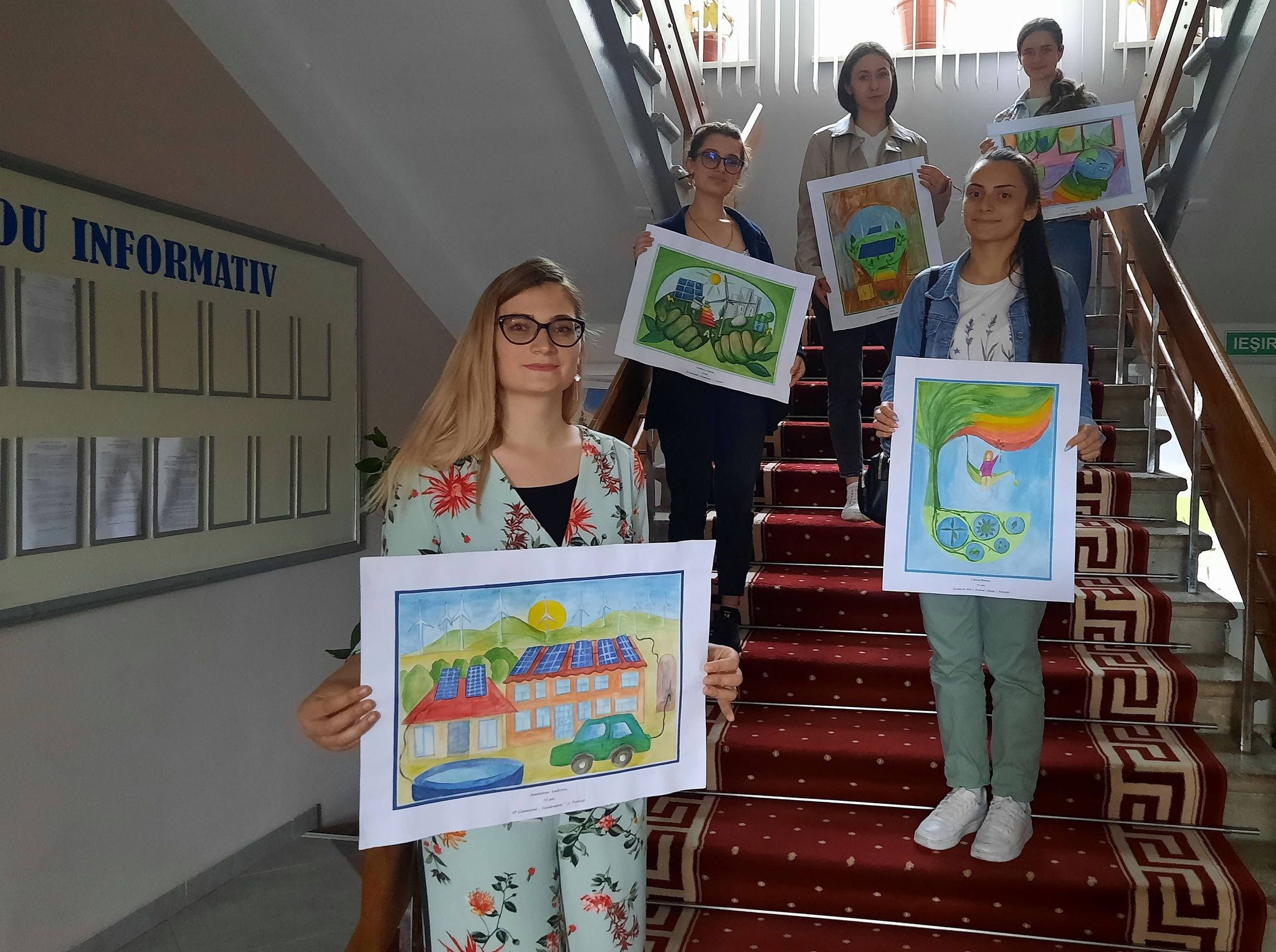 Tinerilor le pasă de problemele de mediu. Tinerii se implică