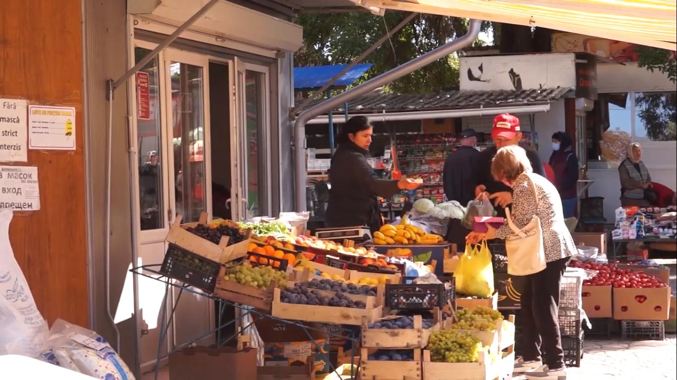 Preţuri micii îi nemulţumesc pe producătorii din Drochia